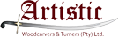 Artistic Woodcarvers & Turners Pty Ltd Logo